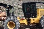Caterpillar selling purpose-built forestry business
