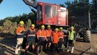Family spirit at heart of logging firm