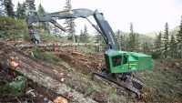 John Deere: New steep slope felling model