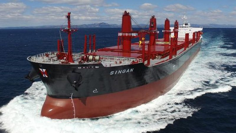 Swire Bulk takes delivery of new bulk carrier