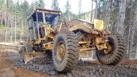 A 5G roading solution for forestry roading