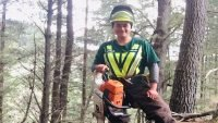 Training course attracting women to forestry