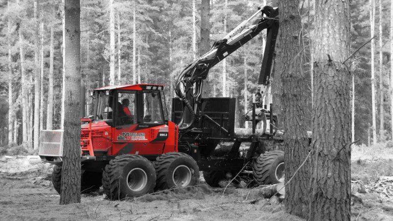 Harvesting & log transport companies planning for 2021