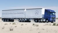 Mercedes-Benz Trucks launches Level 2 automation programme on local roads