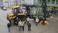 Ponsse manufactures its 17,000th forest machine