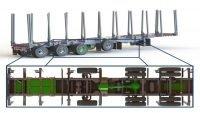 Hybrid trailer-log trucks: the move to electrification