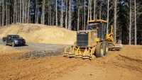 15.9% reduction in road costs for forestry company